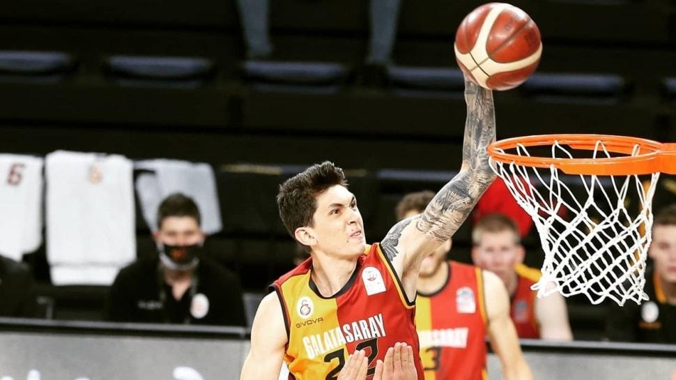 ING Basketbol Süper Ligi'nde Galatasaray, Beşiktaş'ı mağlup etti