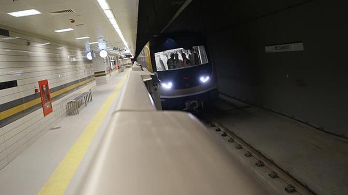 Türkiye'nin en hızlı metro hattı olacak: İstanbul Havalimanı'na 30 dakikada ulaşılacak
