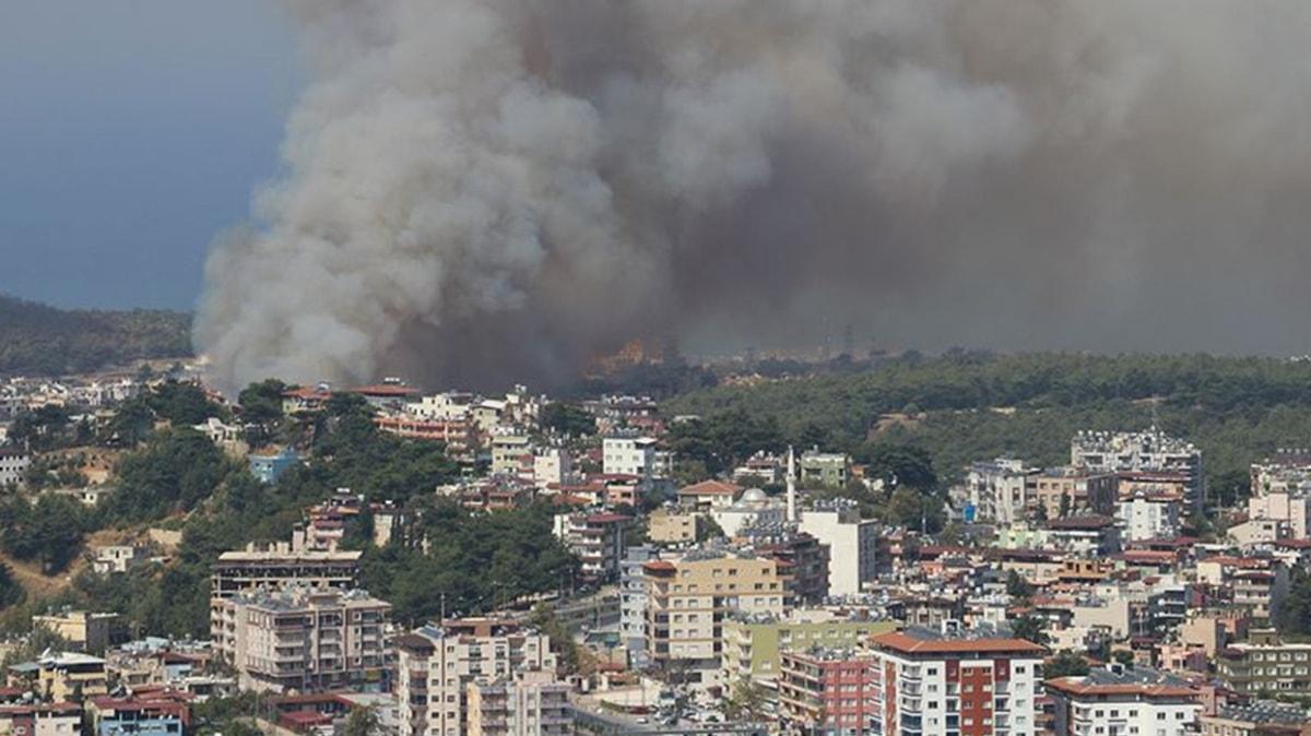 Tarım ve Orman Bakanı Pakdemirli açıkladı... Hatay'daki orman yangınları kontrol altına alındı