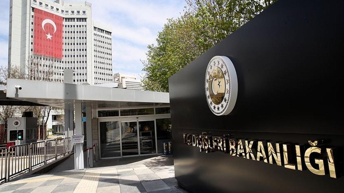 """Dışişleri Bakanlığından, BM'nin """"Kıbrıs'ta Durum"""" oturumuna ilişkin açıklama"""