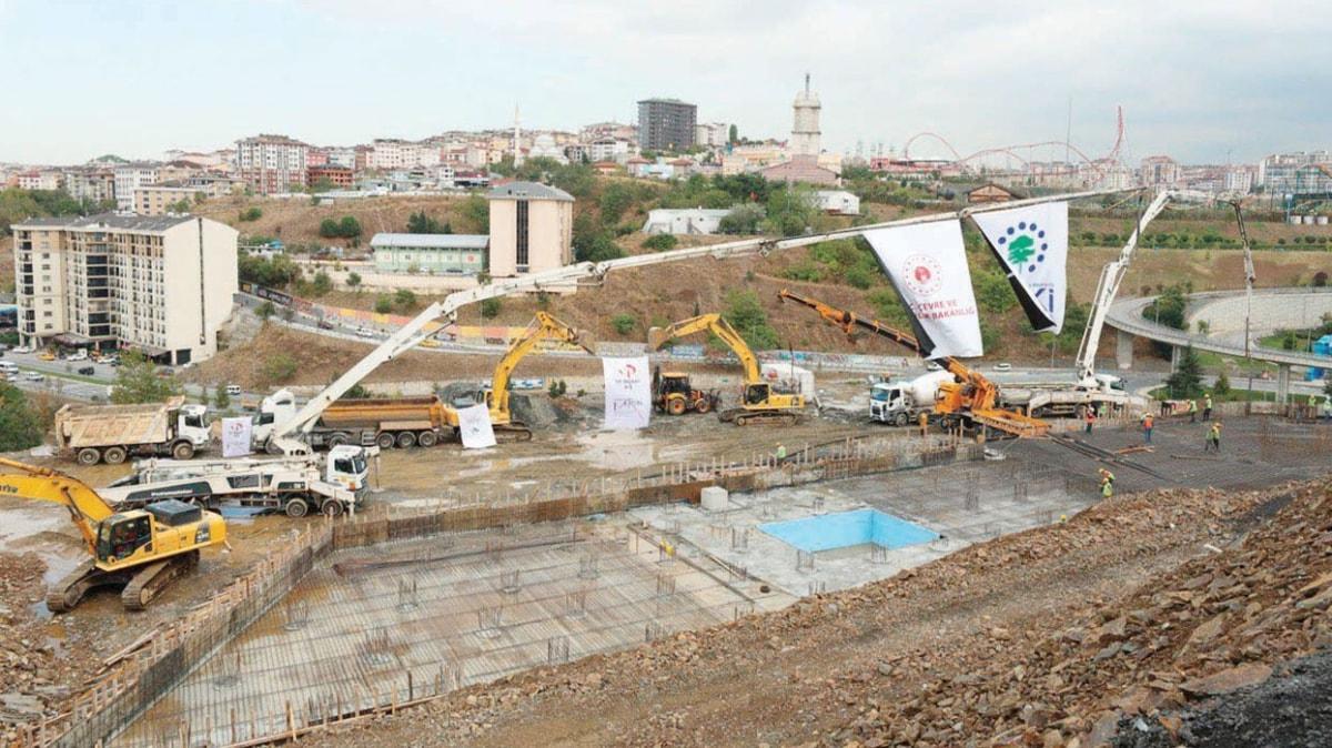 Çevre ve Şehircilik Bakanı Murat Kurum: İstanbul'da kentsel dönüşüm ağı örüyoruz
