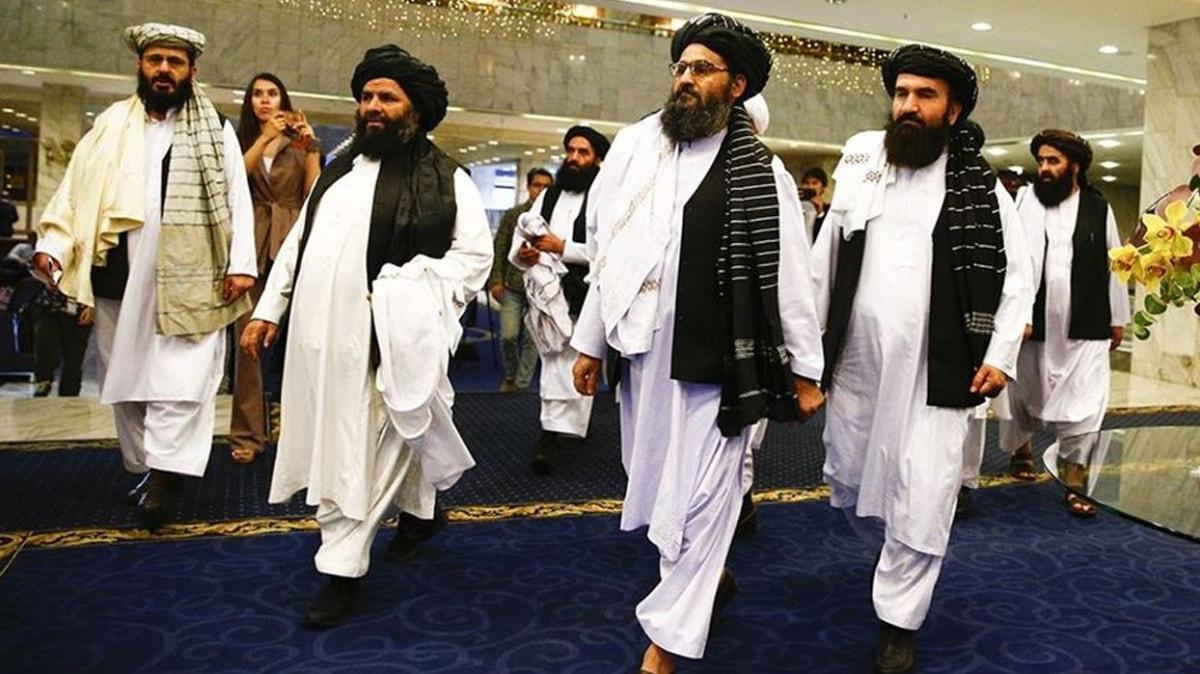 Taliban'dan dikkat çeken açıklama: Umarız seçimleri Trump kazanır
