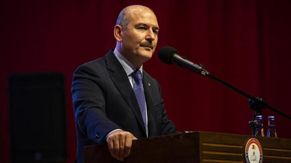 Bakan Soylu: Tüm İstanbulluların katılacağı bir afet tatbikatı gerçekleştireceğiz