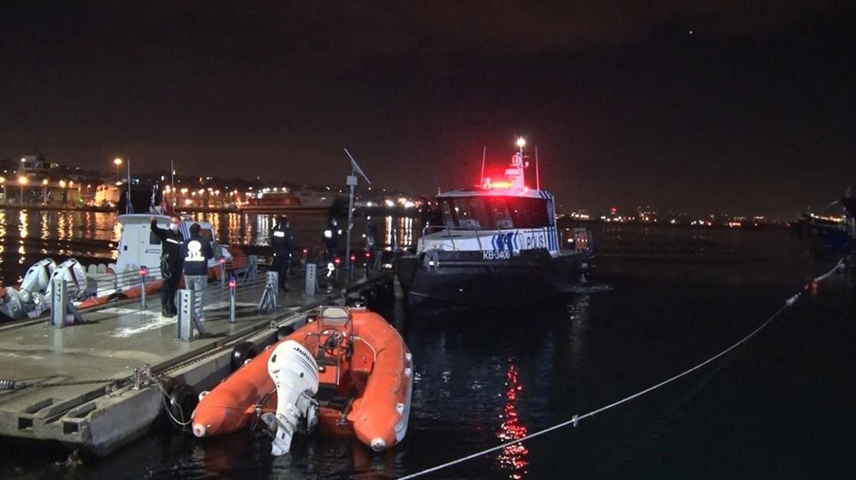 İstanbul'da balıkçı teknesi alabora oldu: 2 kişi hayatını kaybetti