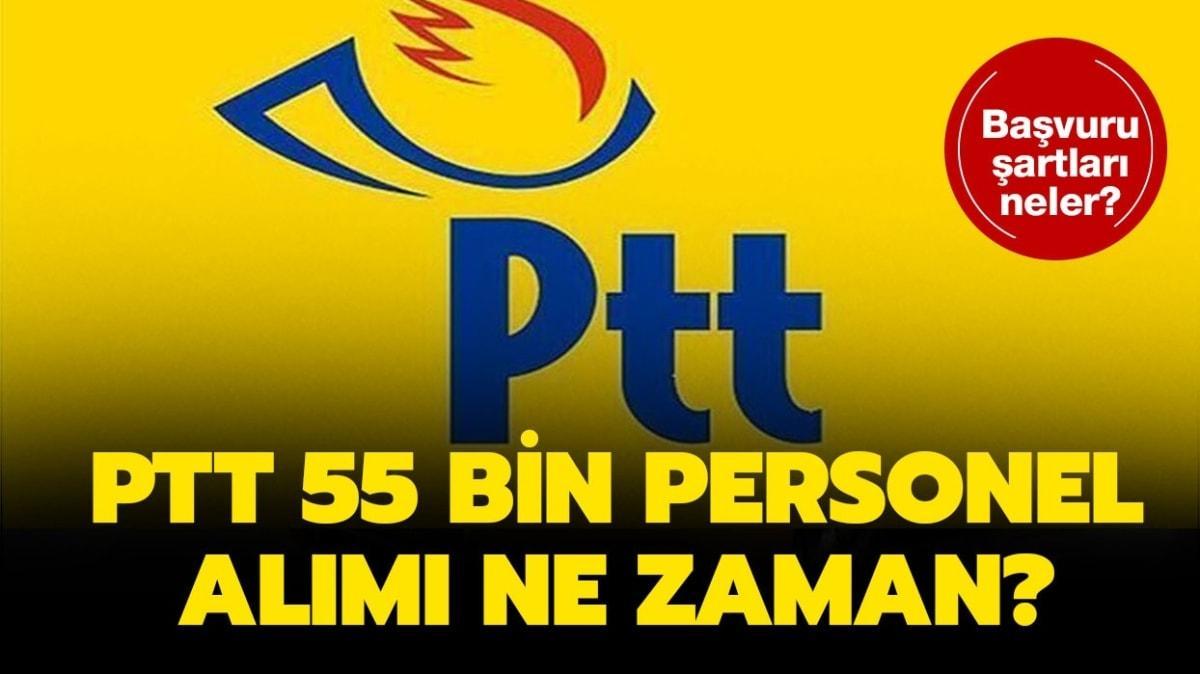 """PTT alımı şartları nelerdir"""""""