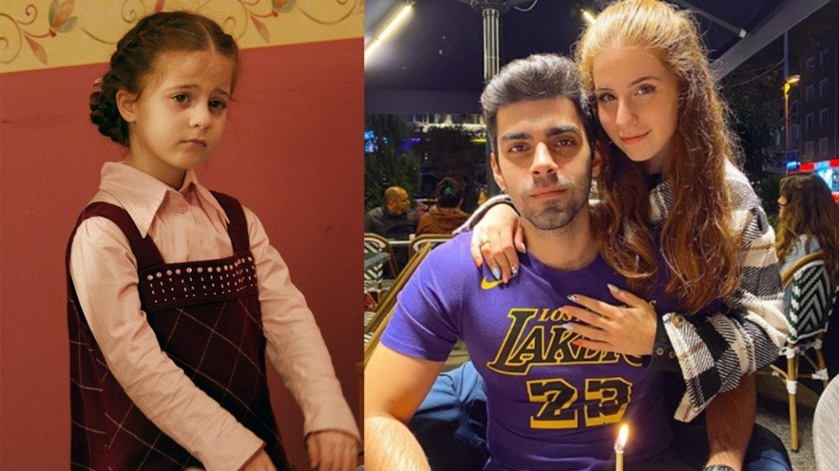 Sihirli Annem'in Çilek'i Zeynep Özkaya'dan aşk paylaşımı!