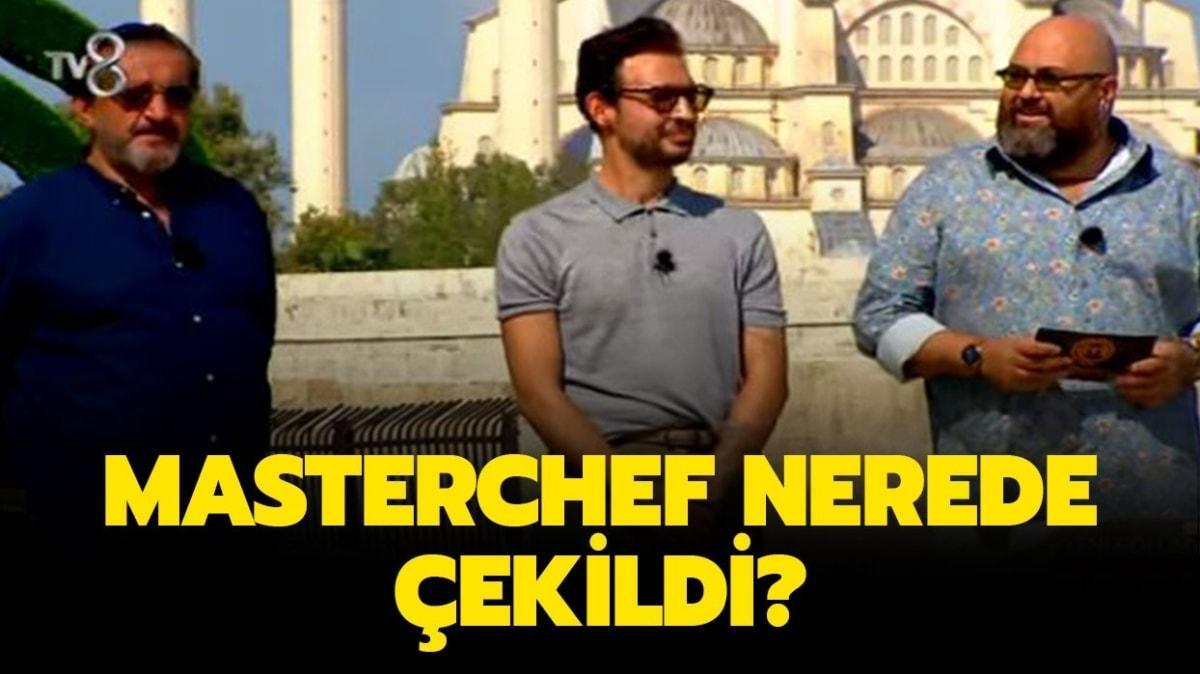 """Adana Merkez Park nerede"""" MasterChef Adana'nın neresinde çekildi"""""""
