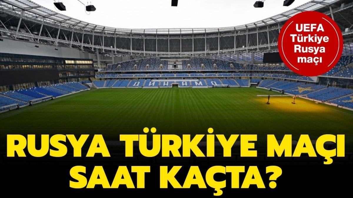 """Türkiye Rusya maçı TRT 1'de! Rusya Türkiye maçı saat kaçta yayınlanacak"""""""