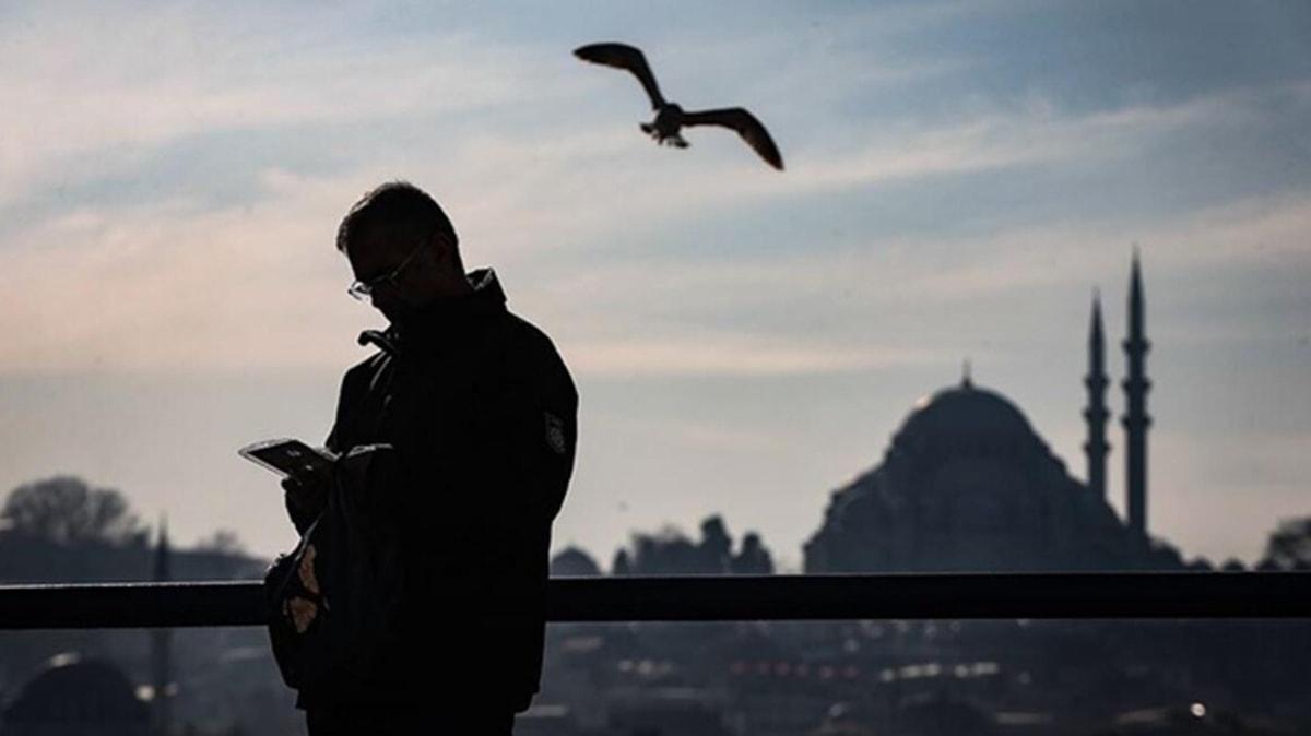 Meteoroloji açıkladı: Hava sıcaklıkları mevsim normallerinin üzerinde