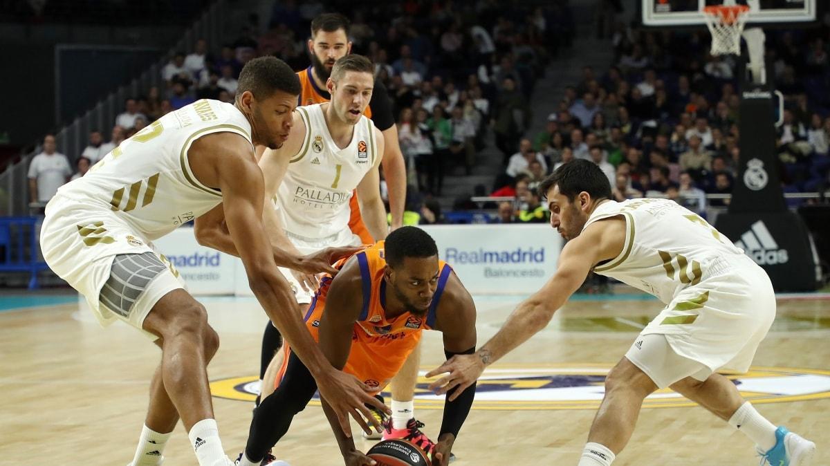 EuroLeague'de 2. haftanın MVP'si Jordan Loyd