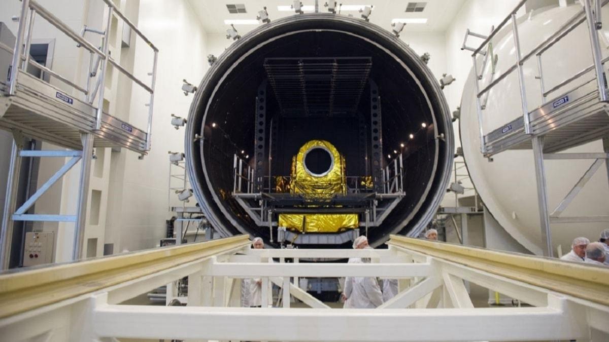 Yerli ve milli teknolojiyle üretildi... Türkiye'nin ilk haberleşme uydusu TÜRKSAT 6A sayılı ülkeler arasında yer alacak