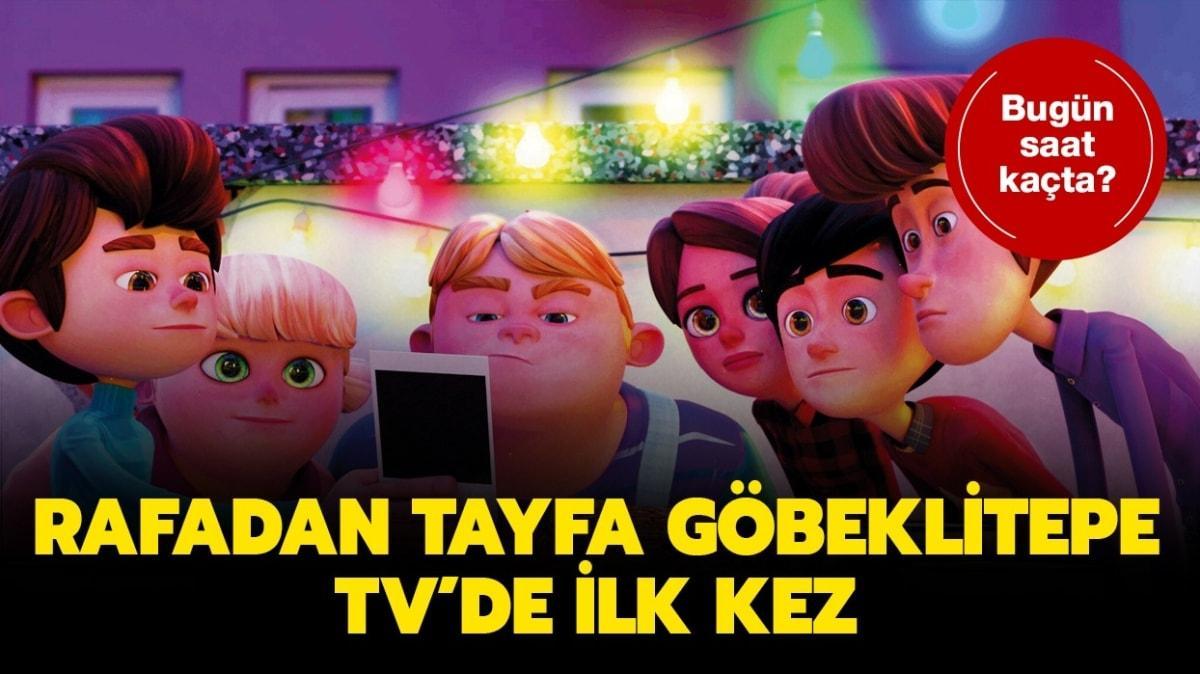 """Rafadan Tayfa Göbeklitepe saat kaçta"""" Rafadan Tayfa Göbeklitepe TRT 1 ekranında!"""