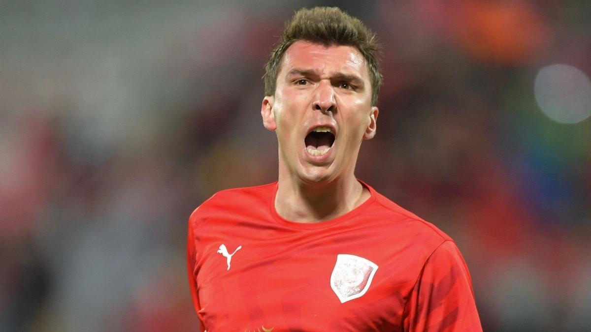 Mario Mandzukic para yüzünden Türkiye'ye gelmedi