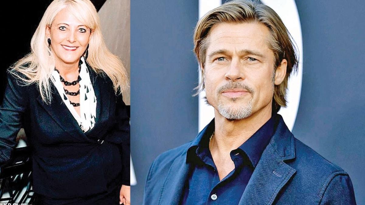100 bin dolarlık dolandırıcılık davası! 'Brad Pitt beni evlilik vaadiyle kandırdı'