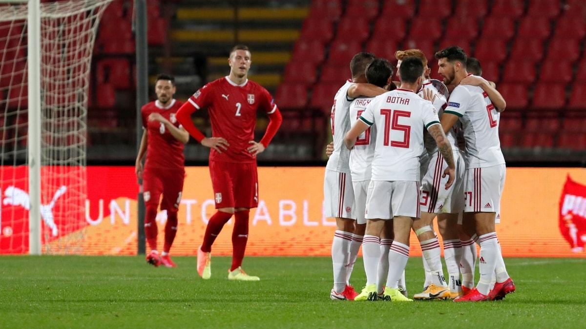 UEFA Uluslar Ligi'nde 3. hafta 10 maçla sona erdi
