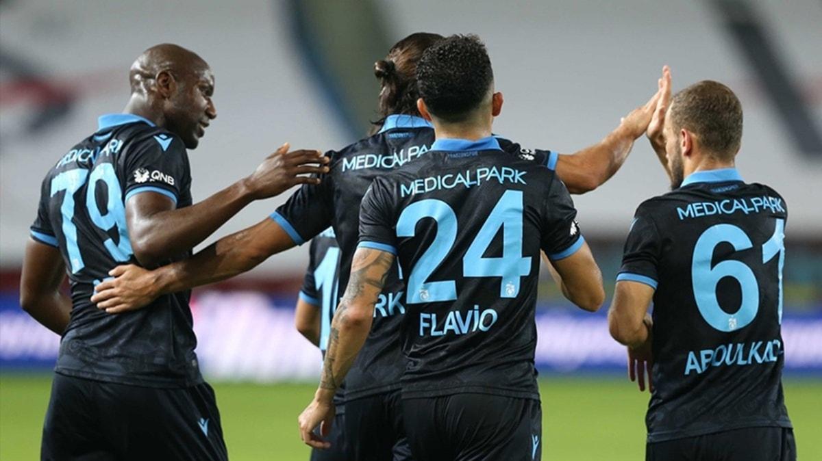 Trabzonspor araya seri galibiyetlerle girmek istiyor