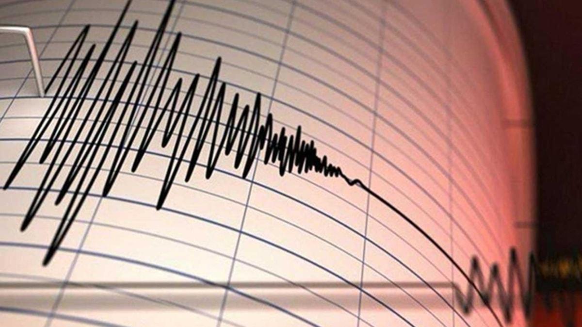AFAD: Ege Denizi'nde 4 büyüklüğünde deprem meydana geldi