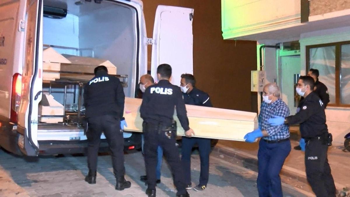 Esenyurt'ta vahşet: Tartıştığı karısını bıçakla öldürdü