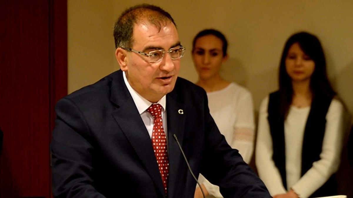 Kilis Belediye Başkanı Mehmet Abdi Bulut hayatını kaybetti