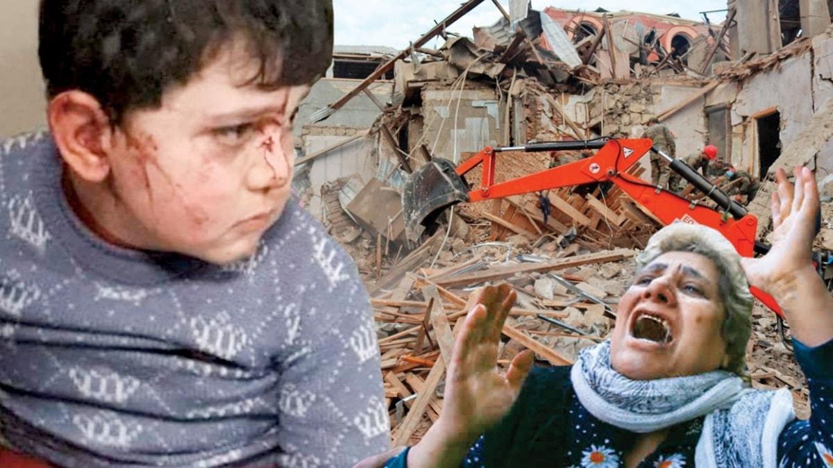 Ermenistan çocukları vurdu! Katil ateşi kesmedi