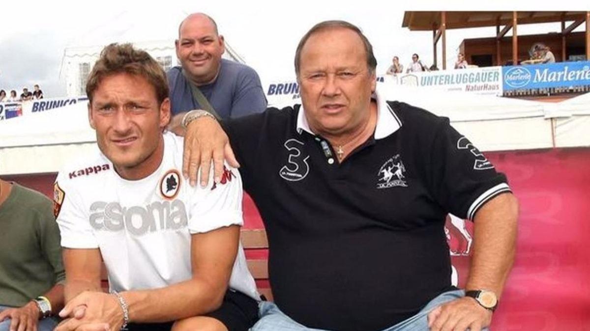 Francesco Totti'nin babası koronavirüse yenik düştü