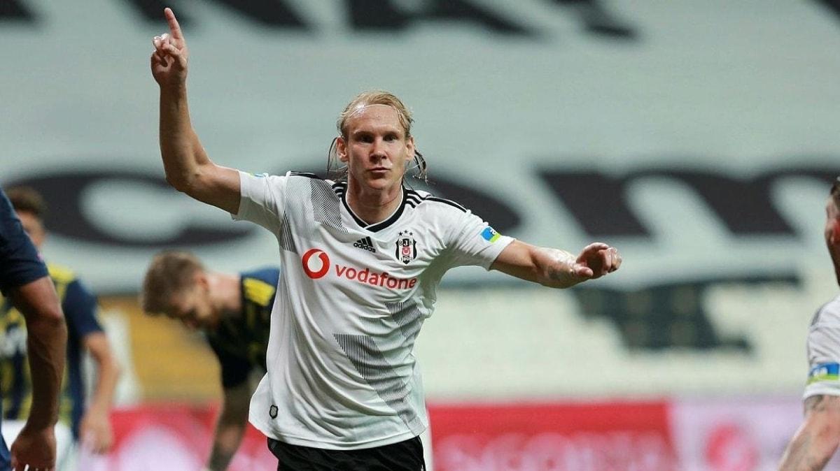Beşiktaş Vida ile yolları ayırmaya hazırlanıyor