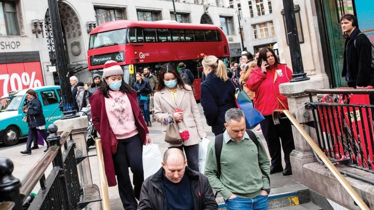 İngiltere'de yeni önlem! En fazla iki aile görüşebilecek
