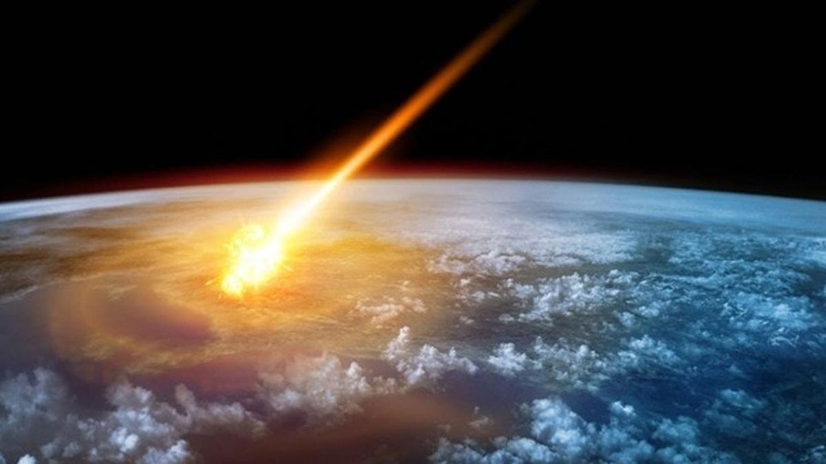 Asteroid değil roket parçası