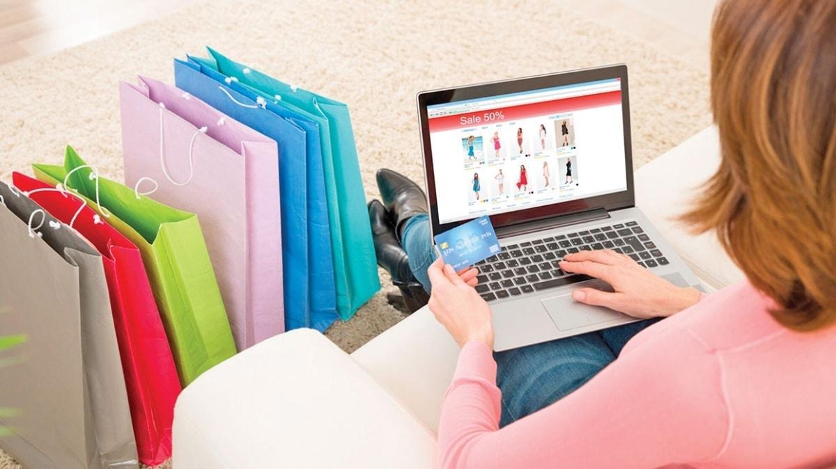 Perakendede e-ticaret ciroları %200 yükseldi