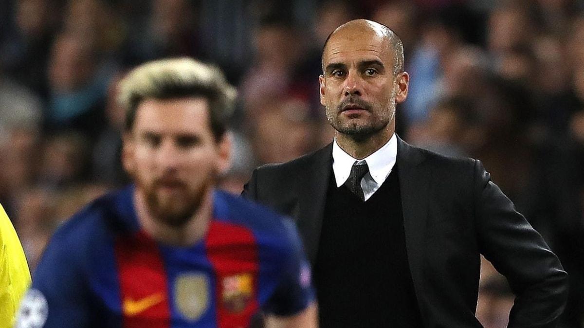 Felix Magath: Lionel Messi olmadan Pep Guardiola'nın sistemi bir hiç