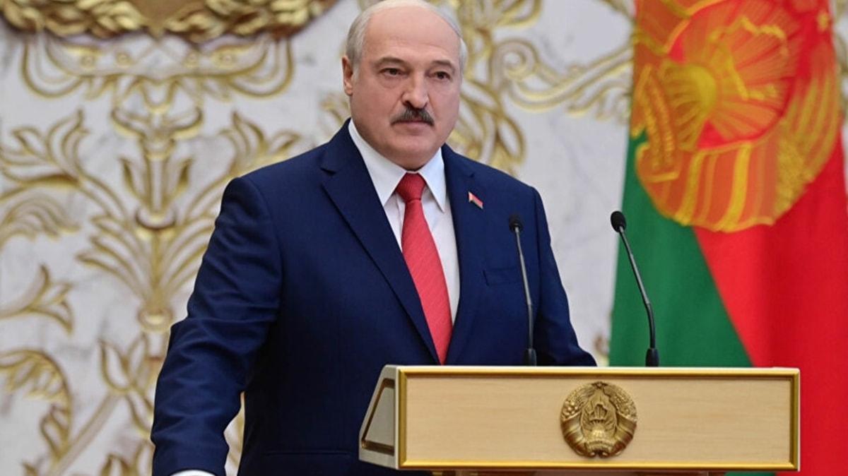 AB, Lukaşenko'ya yaptırım uygulamaya hazırlanıyor