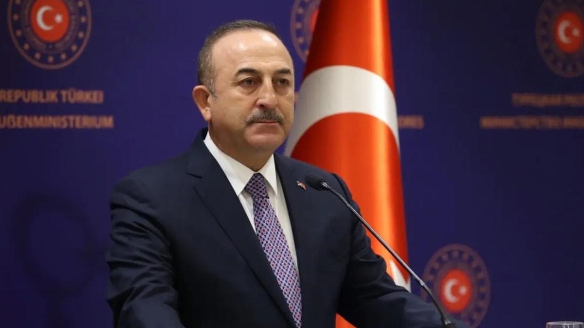 Dışişleri Bakanı Çavuşoğlu, Linde'yi sözlerinden dolayı uyardı: Urge kelimesini kullanamazsınız