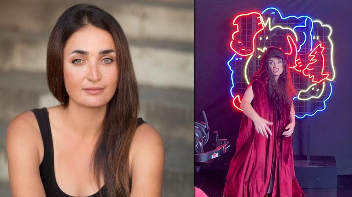 Fadik Sevin Atasoy 'Muse: Bir Esin Perisi' oyunu için rap şarkı seslendirdi