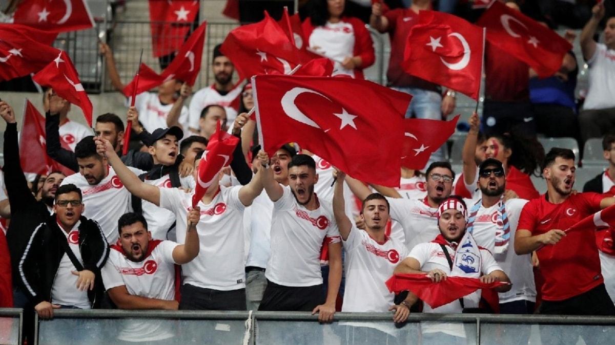 TFF'den milli maç için seyirci müjdesi
