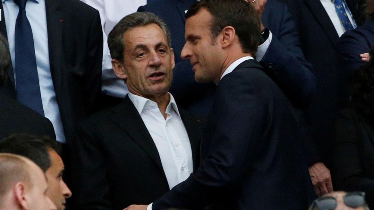 Fransız Le Monde gazetesi: Macron, Sarkozy'leşiyor