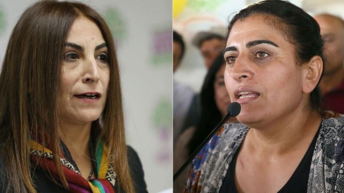Eski HDP Milletvekilleri Aysel Tuğluk ve Sebahat Tuncel tutuklama talebiyle sulh ceza hakimliğine sevk edildi
