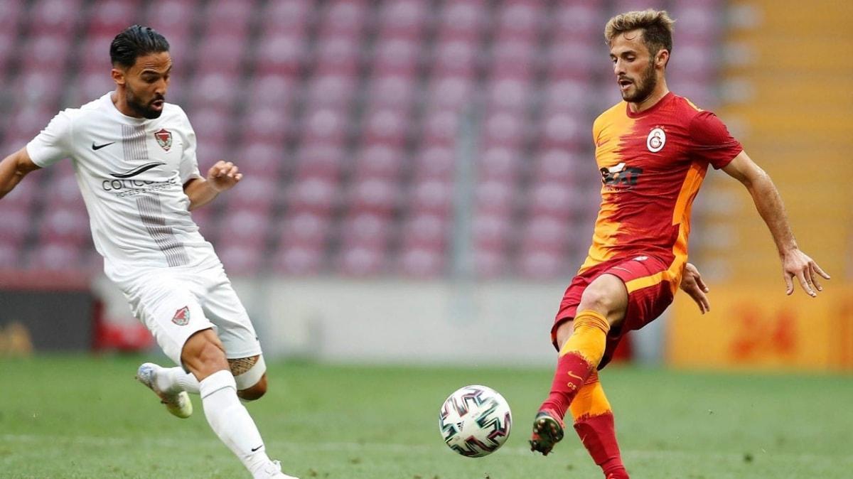 Galatasaray'a sakat futbolculardan müjde