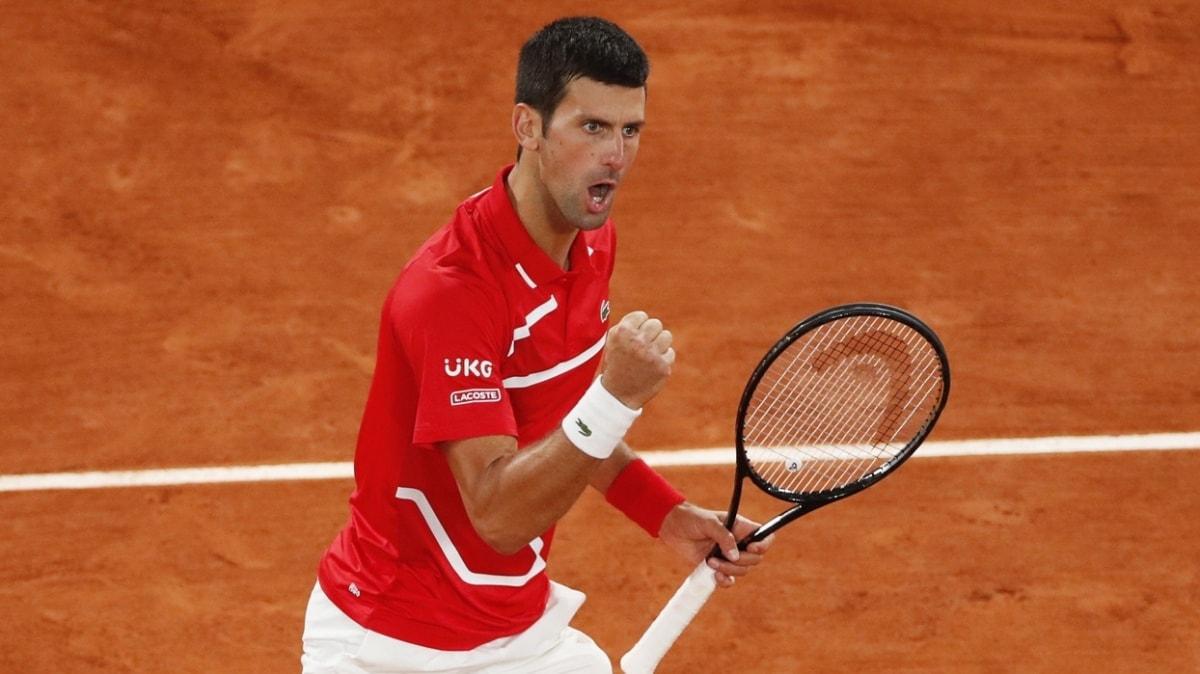 Novak Djokovic, 2020 sezonunu Viyana Açık'ta kapatacak