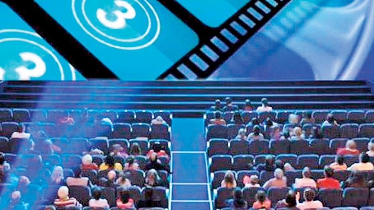 Sinemaya 14 milyon 250 bin TL'lik destek