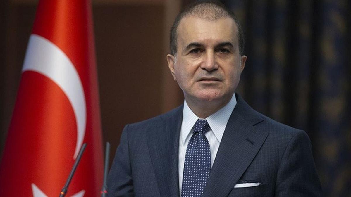 Ömer Çelik, AK Parti MYK toplantısı sonrası önemli açıklamalarda bulundu