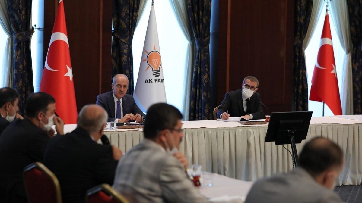 AK Parti Genel Başkanvekili Numan Kurtulmuş: 15 Temmuz'da yerel medyalar demokrasiden yana oldu