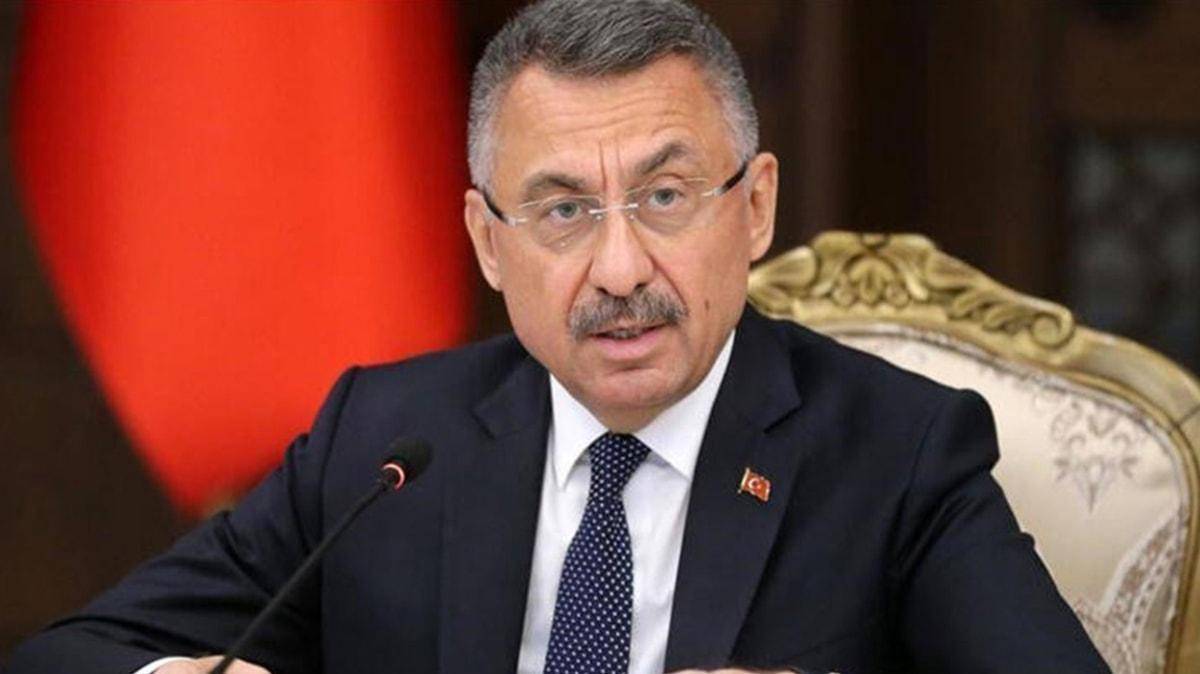 Cumhurbaşkanı Yardımcısı Oktay'dan, Kılıçdaroğlu'na tepki: Kişi kendinden bilir işi