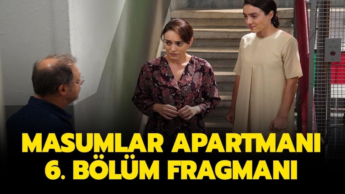 """Masumlar Apartmanı 6. bölüm fragmanı yayınlandı! Masumlar Apartmanı 5. bölümde neler oldu"""""""