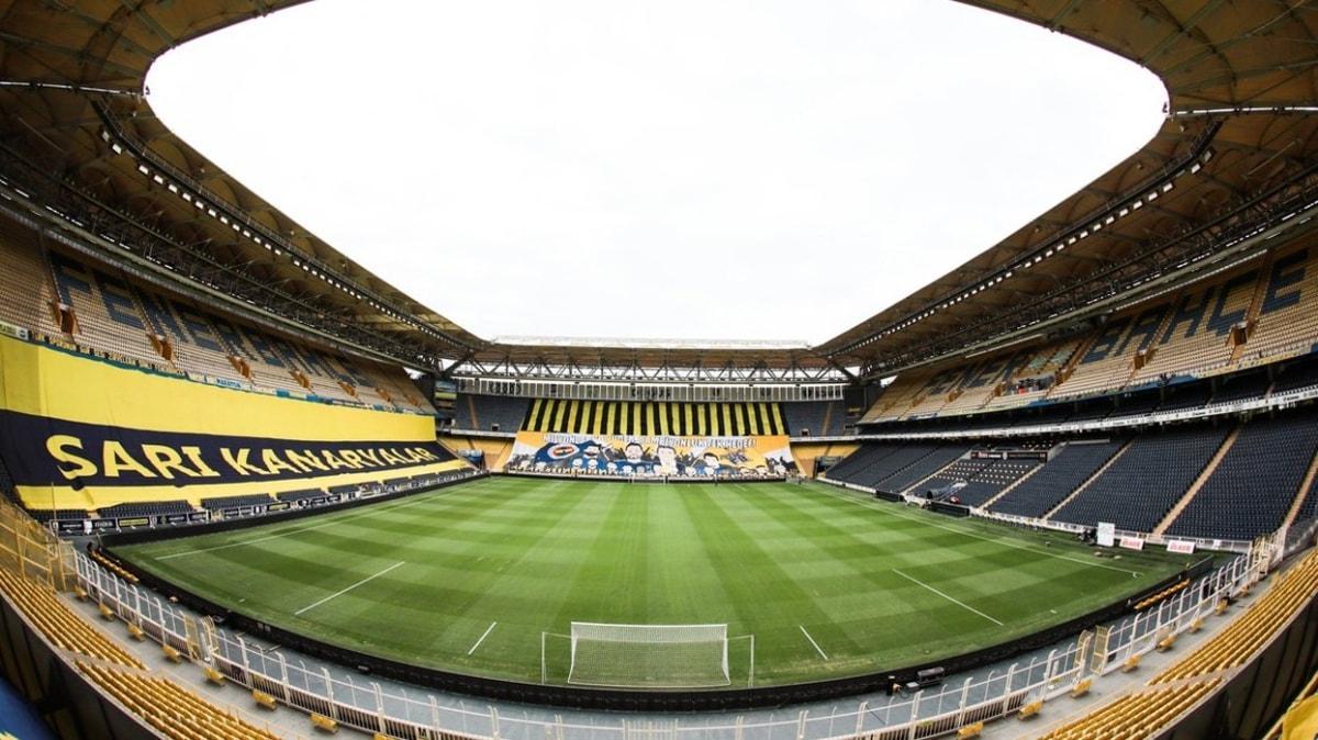Fatih Karagümrük ile Kasımpaşa arasındaki derbi, Ülker Stadı'nda oynanacak