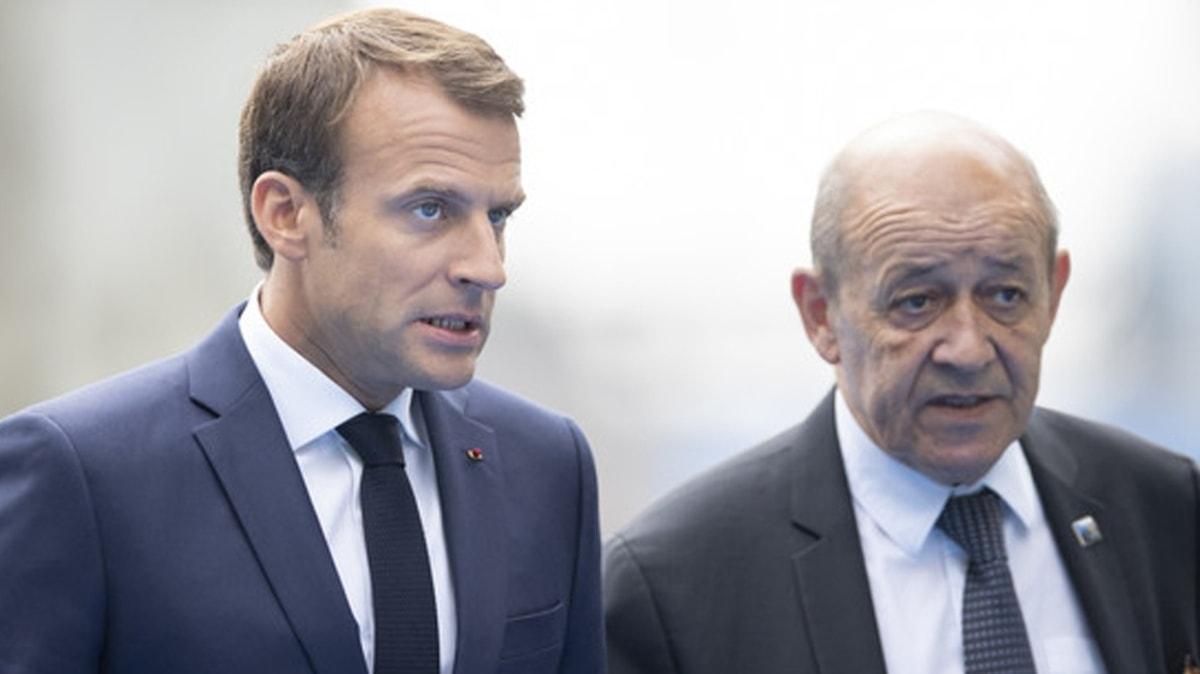 Fransa Dışişleri Bakanından Dağlık Karabağ açıklaması... Macron ile çelişti