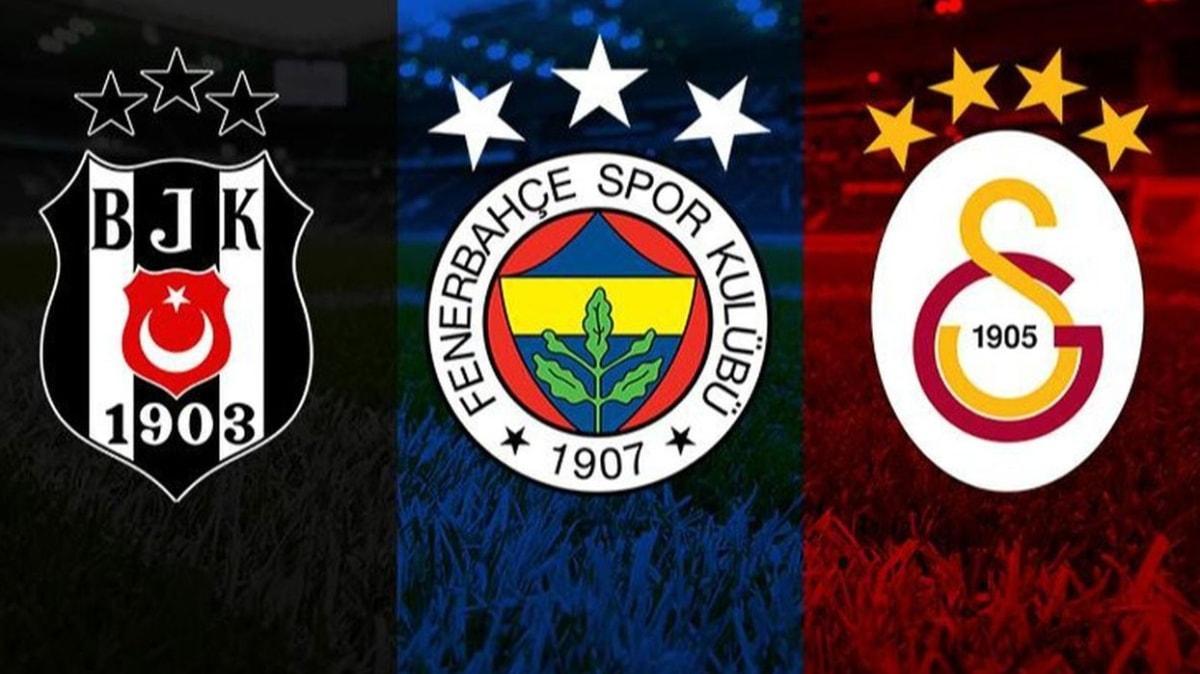Beşiktaş, Galatasaray ve Fenerbahçe zarar açıkladı