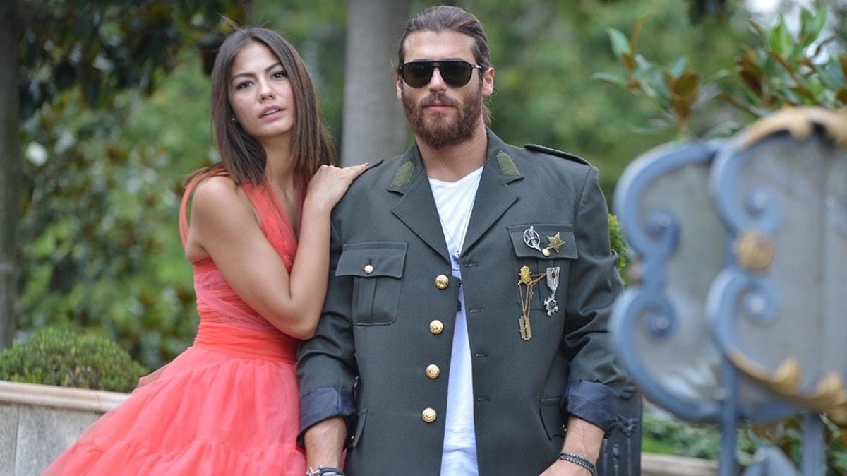 """Can Yaman İtalyan programında açıkladı! Demet Özdemir'le aşk yaşadı mı"""""""