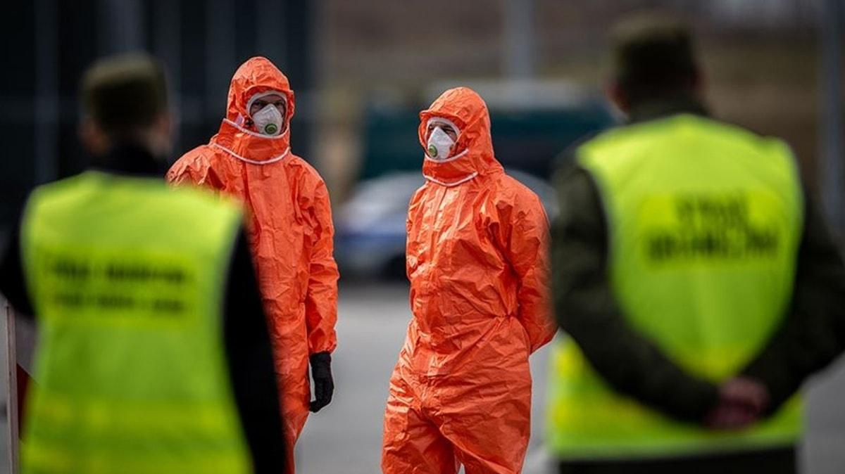Avrupa'da koronavirüste son durum