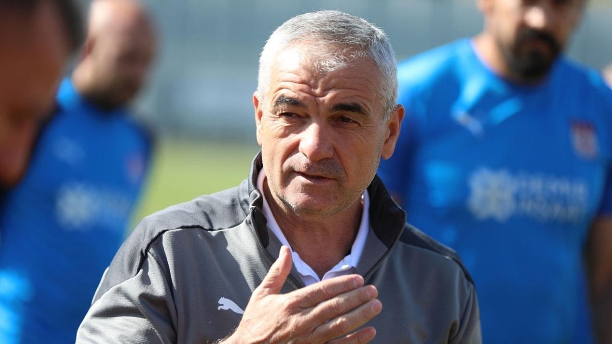 Rıza Çalımbay: Avrupa maçlarımız bizim için milli maç gibi olacak
