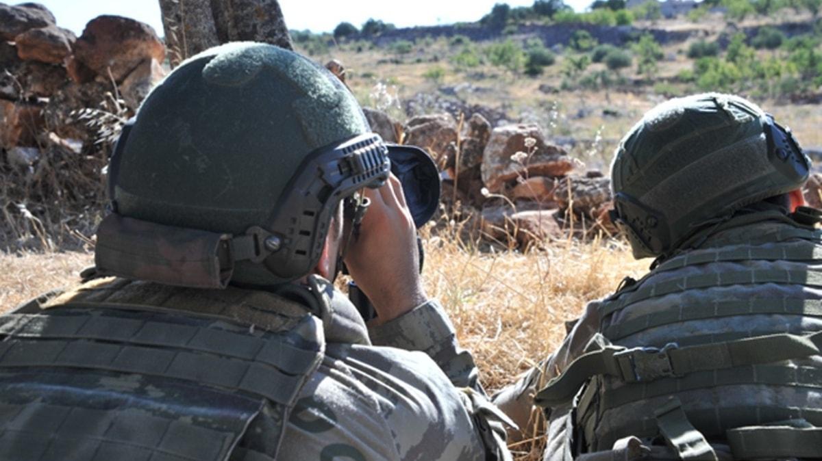 MSB: Barış Pınarı bölgesinde 3 PKK/YPG'li terörist etkisiz hale getirildi